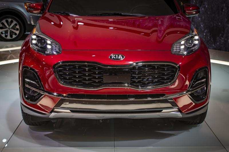 24 New 2020 Kia Sportage Performance And New Engine