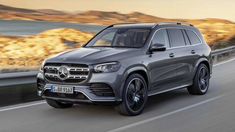 24 New 2020 Mercedes GLS Concept And Review