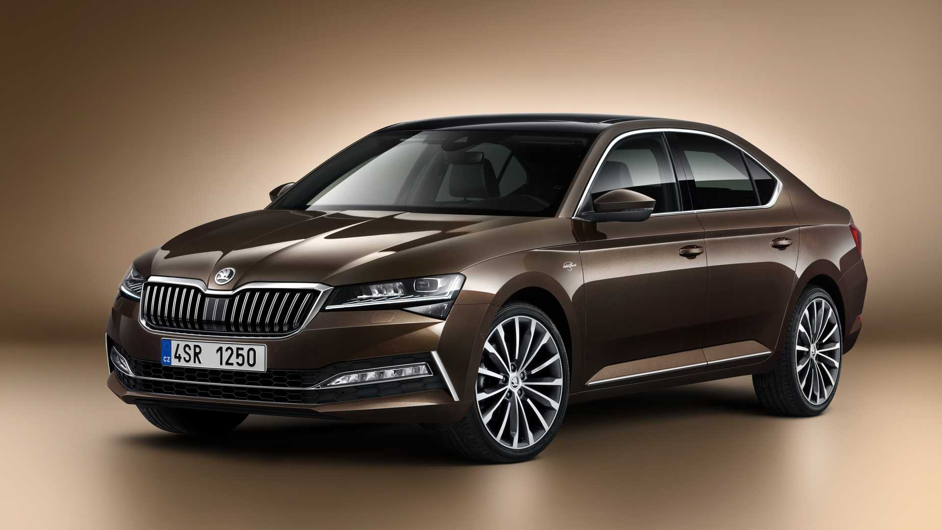 24 New 2020 New Skoda Superb Release