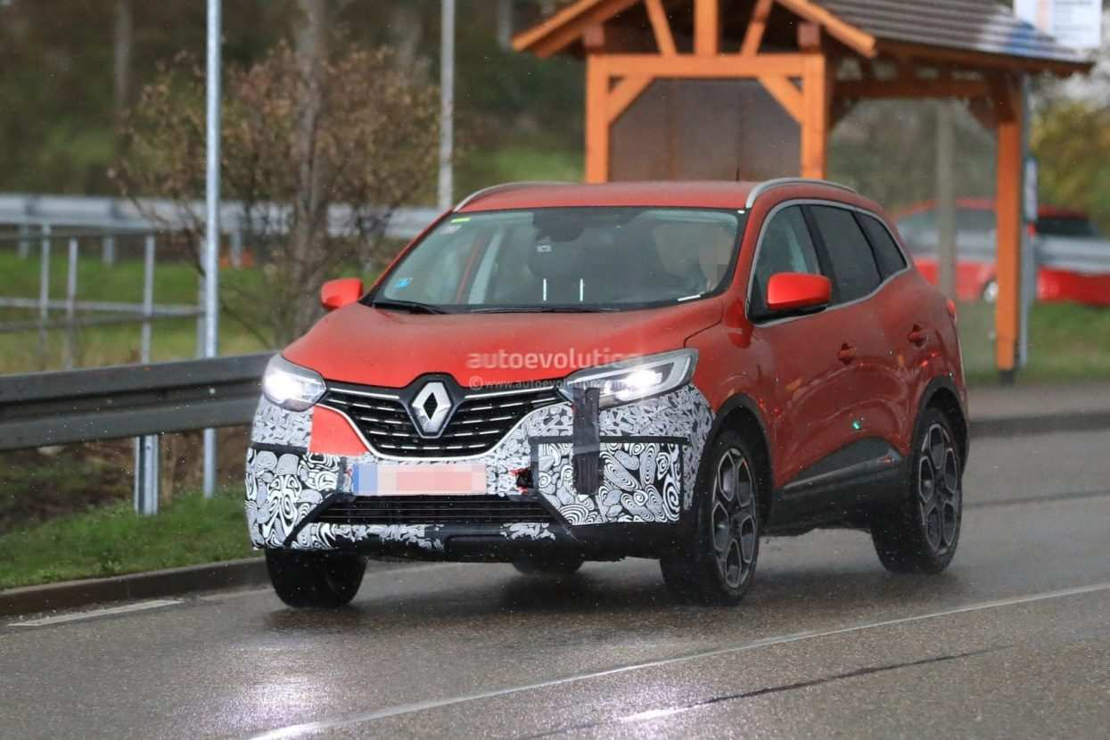 24 New 2020 Renault Kadjar Concept And Review