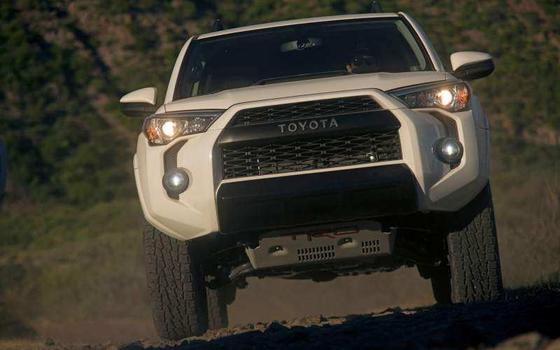 24 New 2020 Toyota 4Runner Interior