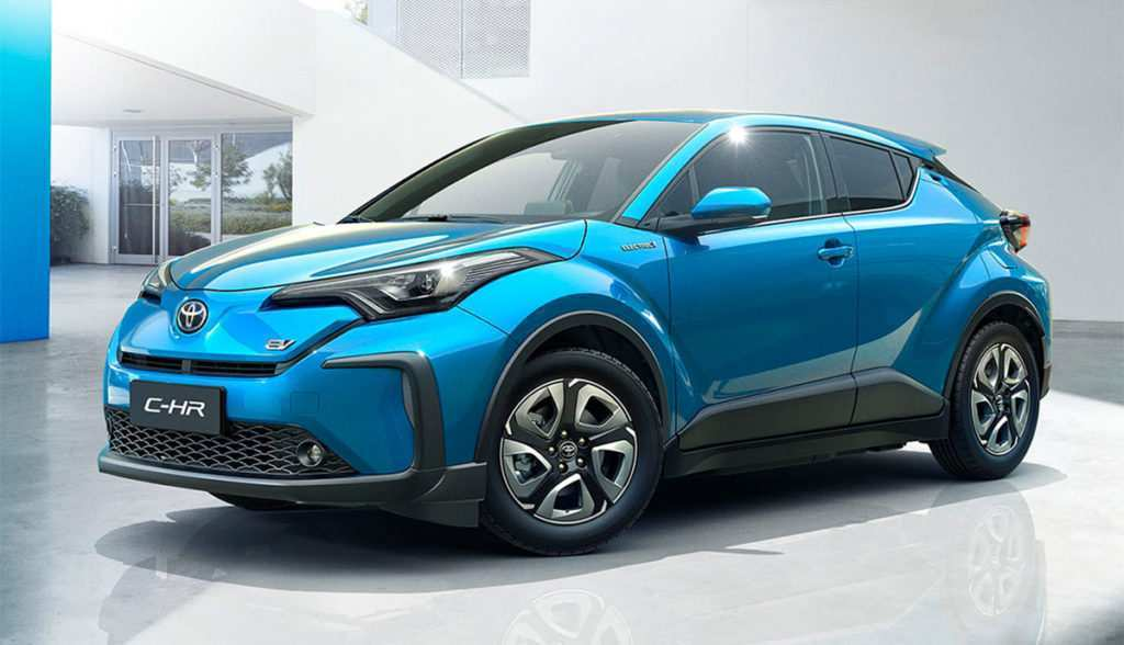 24 New 2020 Toyota C Hr Compact Concept
