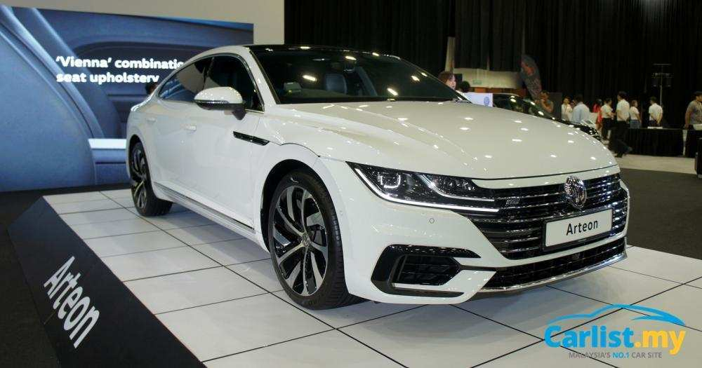 24 New Arteon Vw 2019 Redesign