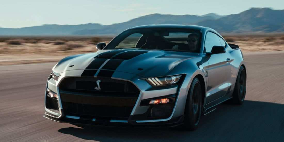 24 New Ford Gt500 Shelby 2020 Exterior And Interior