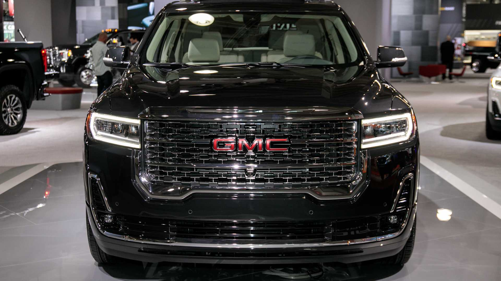 24 New GMC Acadia 2020 Release Date Review And Release Date