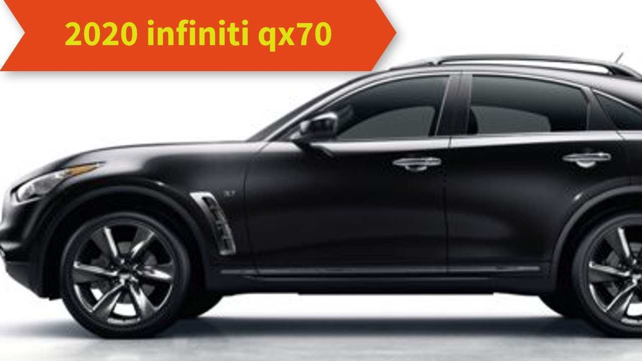 24 New Infiniti Qx70 2020 Prices