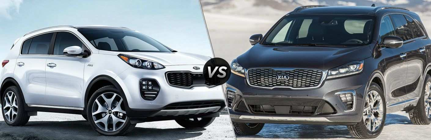 24 New Kia Sportage 2019 Vs 2020 Review