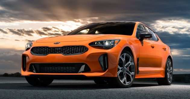 24 New Kia Stinger 2020 Update Exterior And Interior