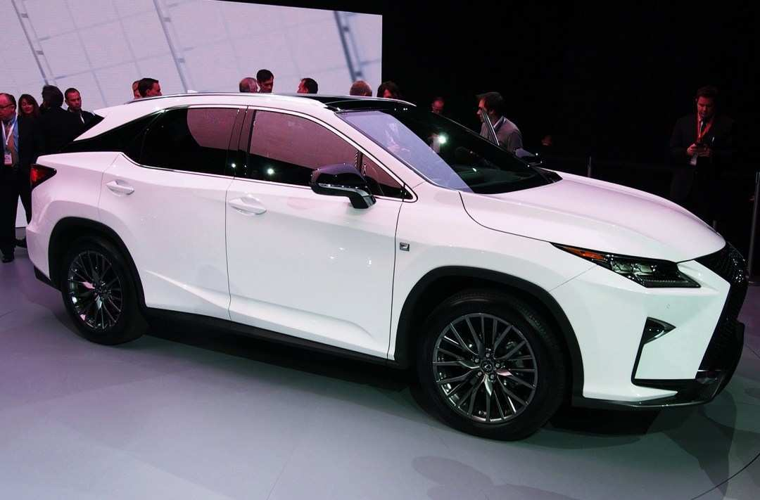 24 New Lexus Rx 350 Redesign 2020 Performance