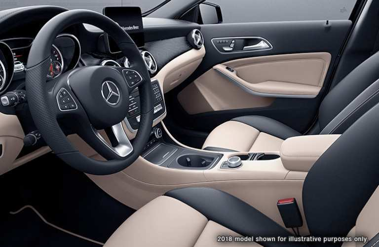 24 New Mercedes Gla 2019 Interior Redesign And Concept