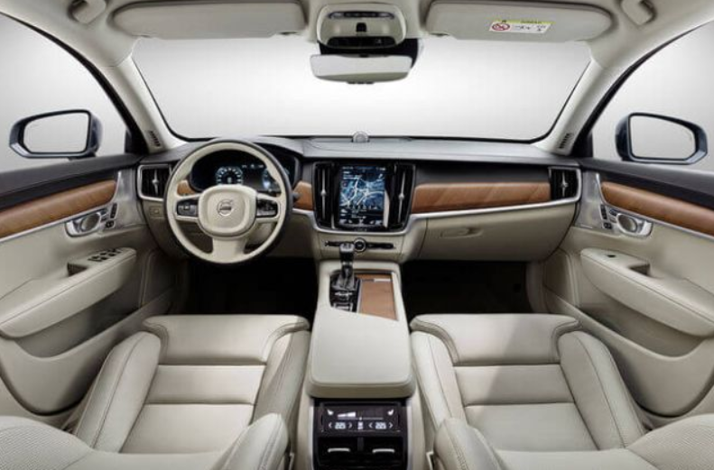 24 New Volvo Xc90 2020 Interior Picture
