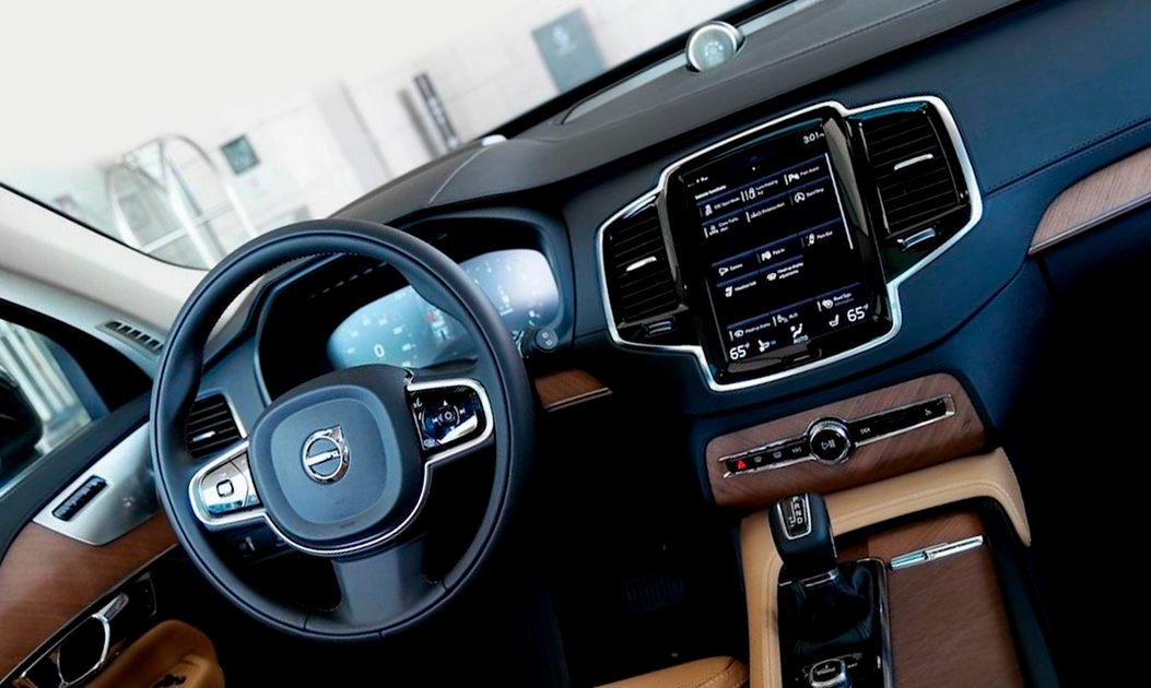24 New Volvo Xc90 2020 Interior Price Design And Review