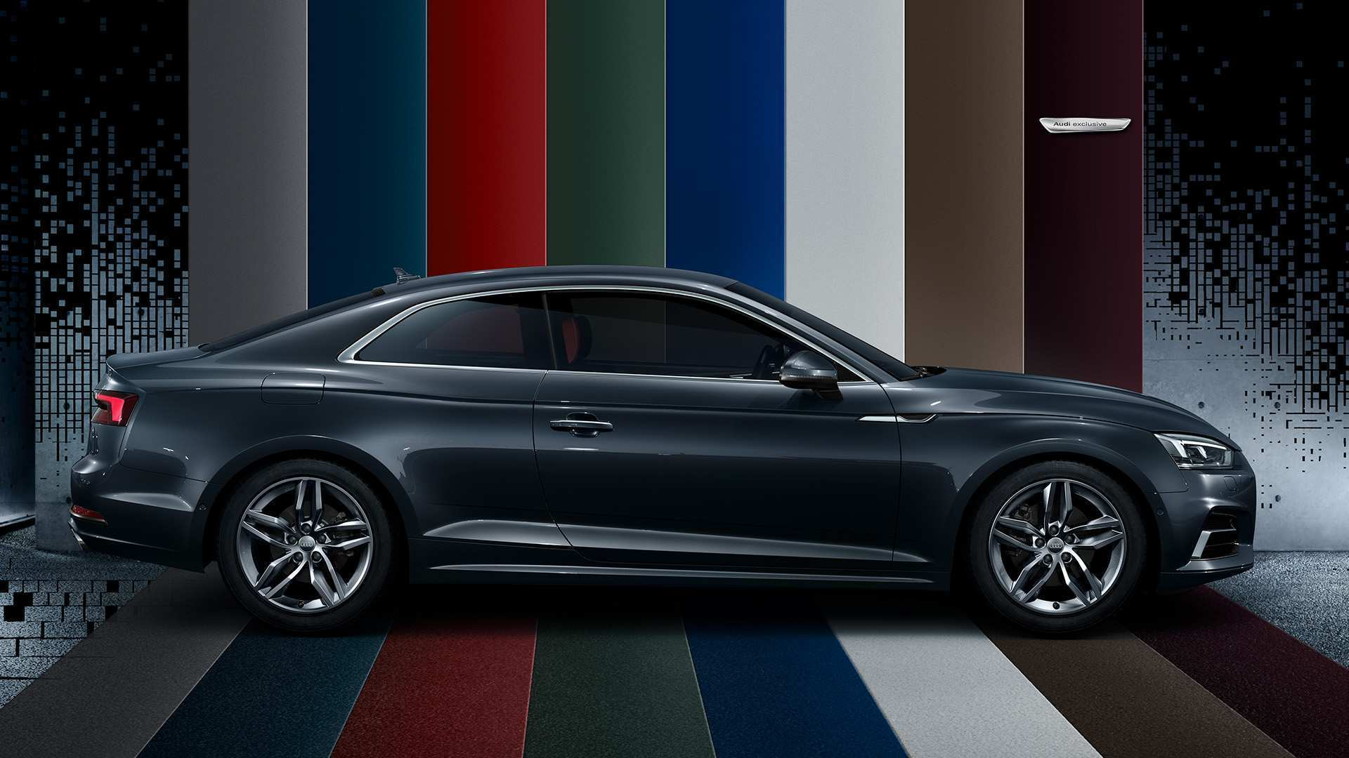24 The 2019 Audi A5 Coupe Style