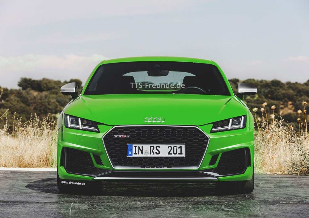24 The 2019 Audi Tt Rs Research New