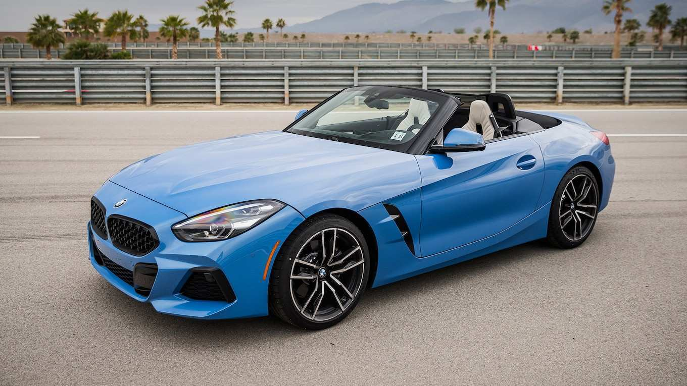 24 The 2019 BMW Z4 New Review