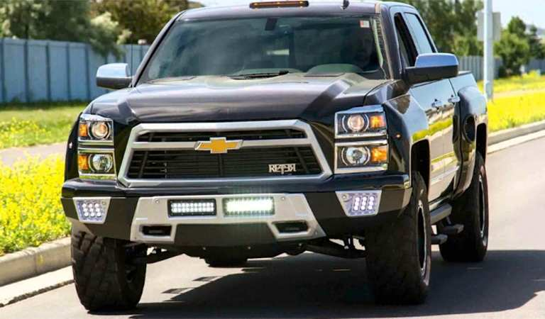 24 The 2019 Chevy Reaper Price And Release Date