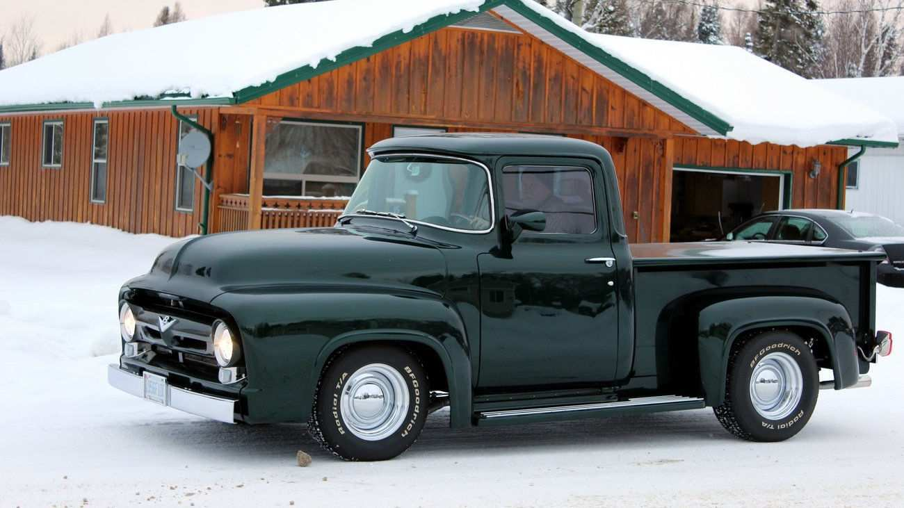 24 The 2019 Ford F100 History