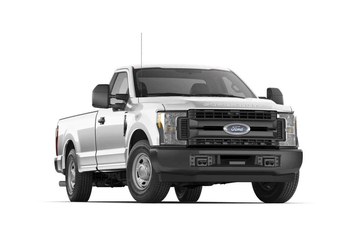24 The 2019 Ford Super Duty Engine