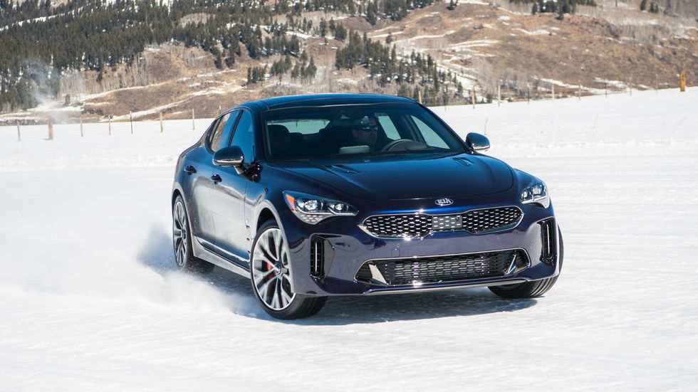 24 The 2019 Kia Gt Stinger Price Design And Review