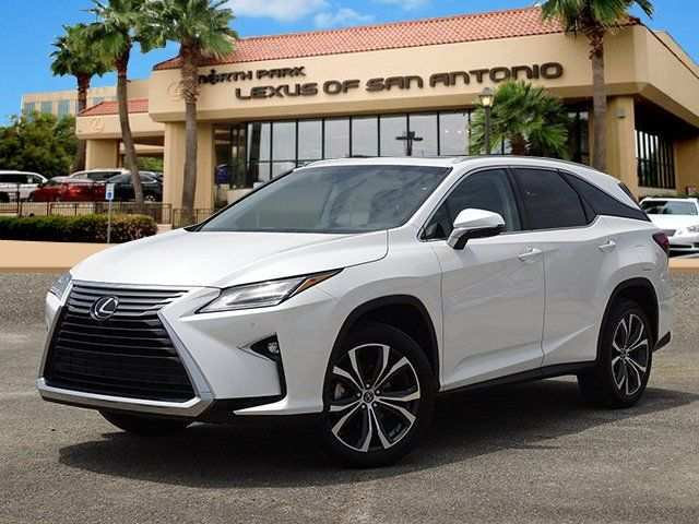 24 The 2019 Lexus TX Configurations