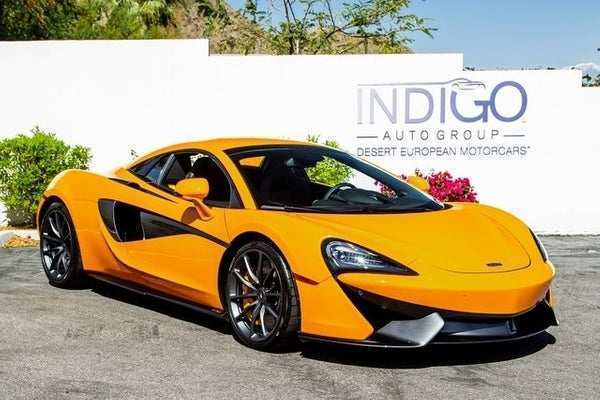 24 The 2019 McLaren 570S Coupe Price Design And Review