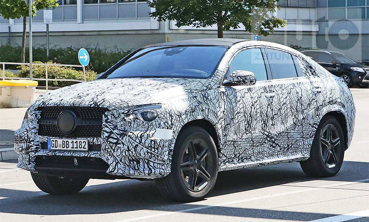 24 The 2019 Mercedes Gle Coupe Release Date And Concept