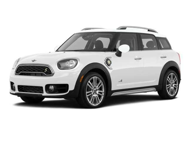 24 The 2019 Mini Countryman Speed Test