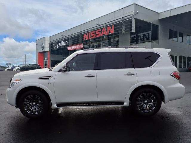 24 The 2019 Nissan Armada Overview