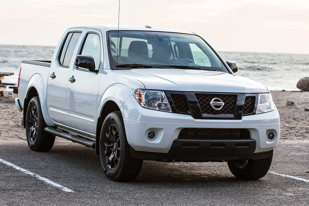 24 The 2019 Nissan Frontier Spesification