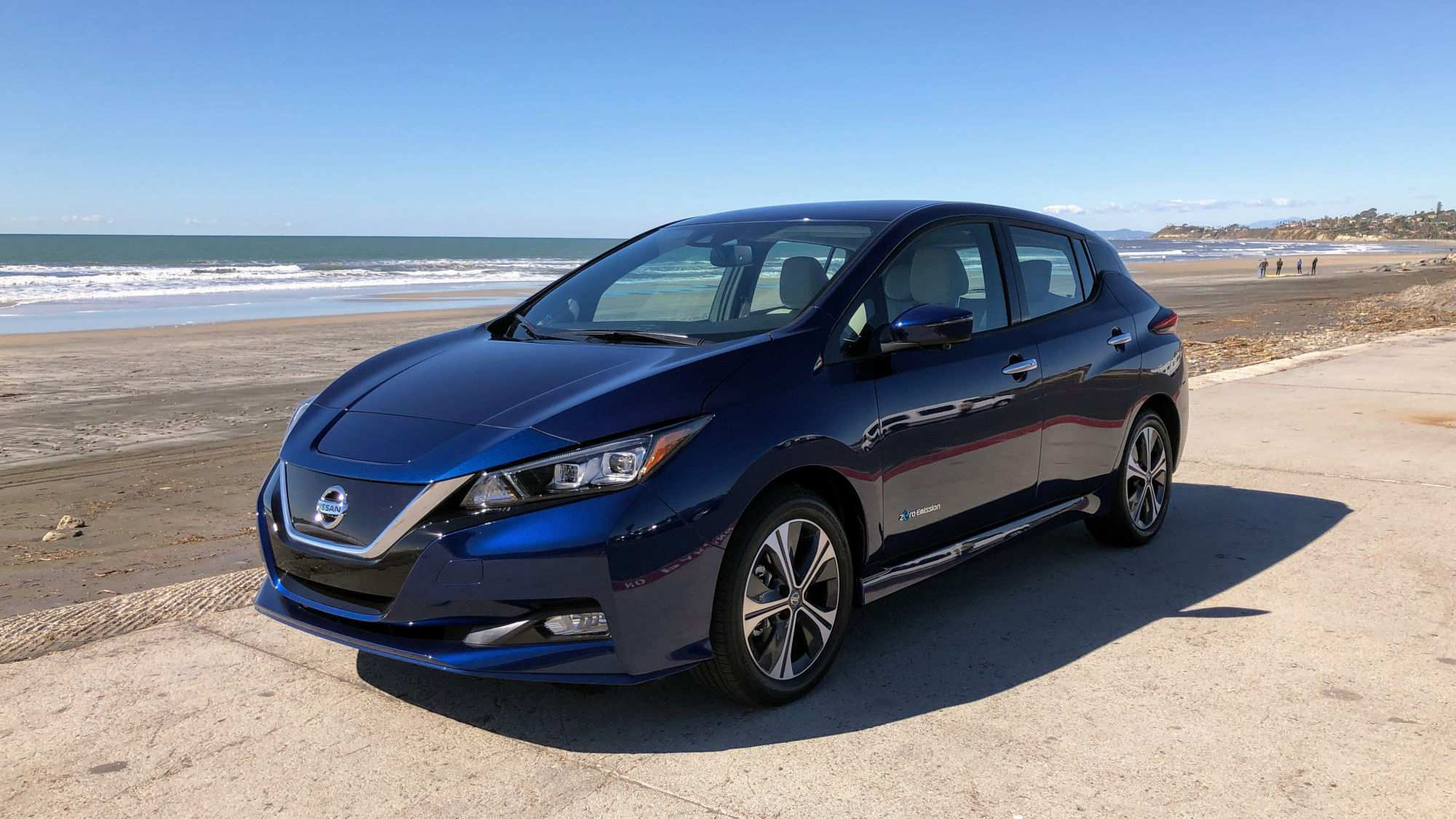 24 The 2019 Nissan Leaf Review First Drive