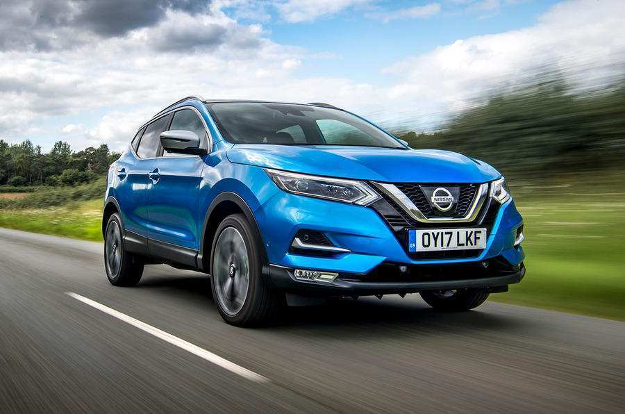 24 The 2019 Nissan Qashqai Ratings