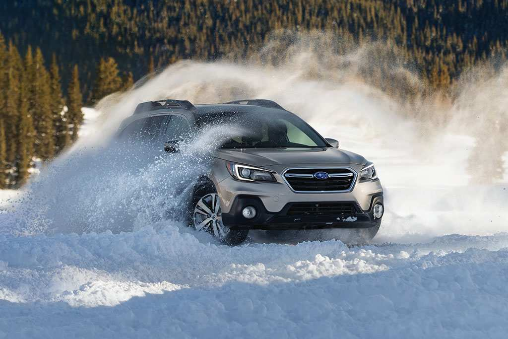 24 The 2019 Subaru Outback Concept