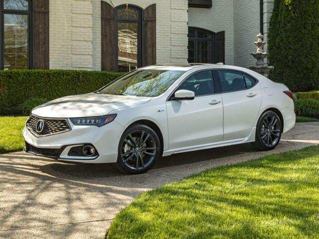 24 The 2020 Acura Tlx For Sale Redesign And Concept