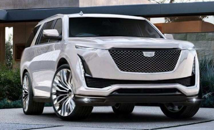 24 The 2020 Cadillac Escalade Vsport Pictures