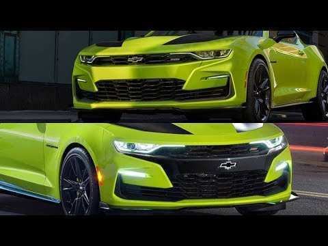 24 The 2020 Chevy Camaro Overview