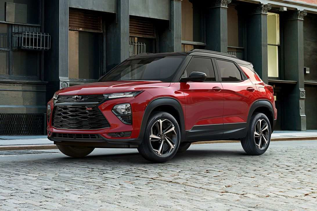 24 The 2020 Chevy Trailblazer Concept And Review