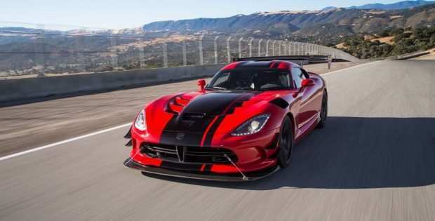 24 The 2020 Dodge Viper ACR History
