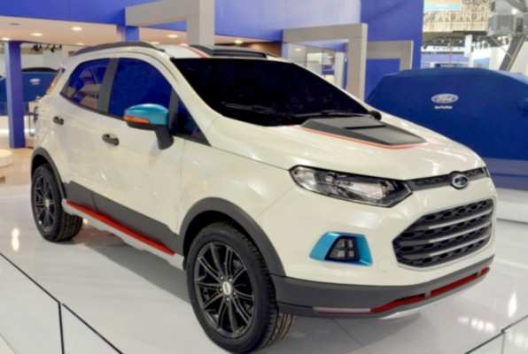 24 The 2020 Ford Ecosport Model