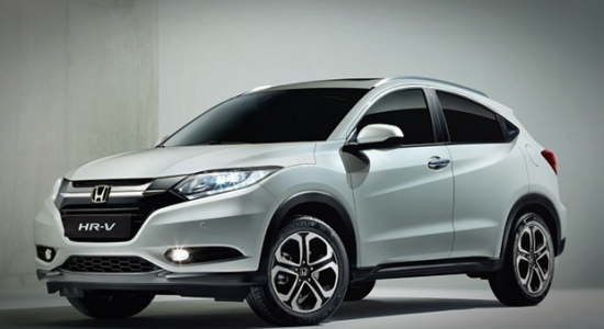 24 The 2020 Honda HR V Research New