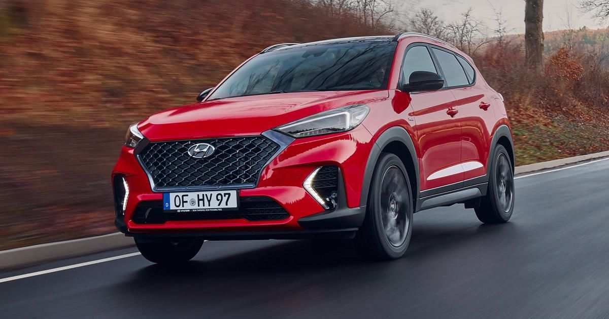 24 The 2020 Hyundai Tucson N Line Price And Release Date