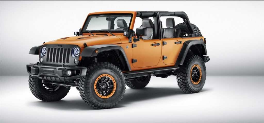 24 The 2020 Jeep Wrangler Unlimited Exterior And Interior