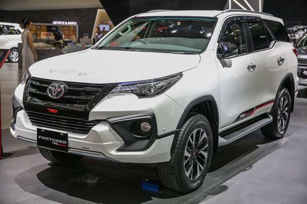 24 The 2020 Toyota Fortuner Engine