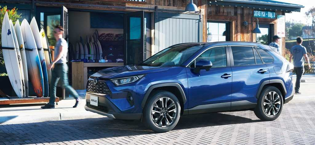24 The 2020 Toyota RAV4 Release Date
