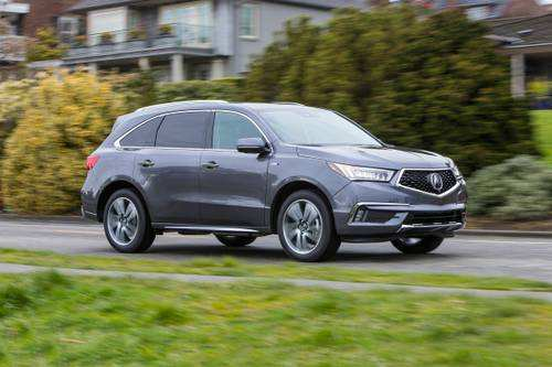 24 The Best 2019 Acura MDX Hybrid Images