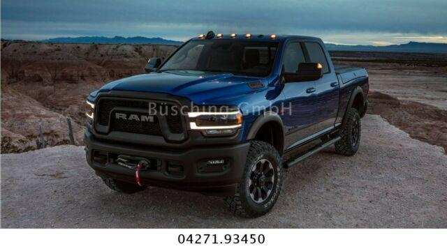 24 The Best 2019 Dodge Power Wagon Exterior And Interior