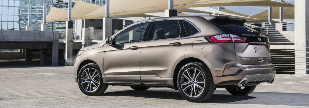 24 The Best 2019 Ford Edge New Design Configurations
