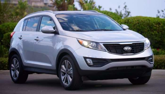 24 The Best 2019 KIA SportageSpy Shots New Model And Performance