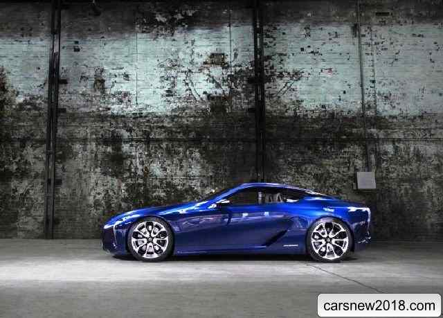 24 The Best 2019 Lexus Lf Lc Performance And New Engine