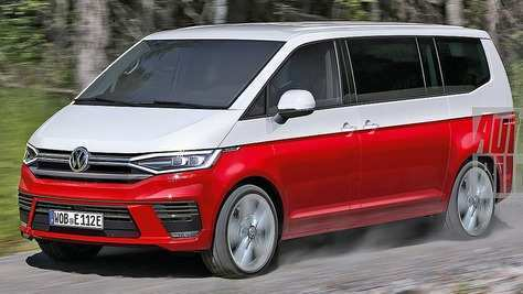 24 The Best 2019 VW Bulli Model