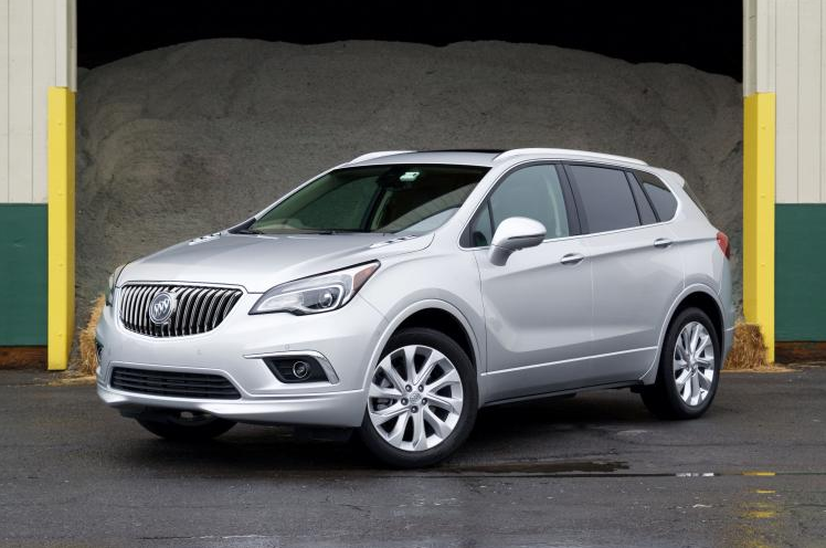 24 The Best 2020 Buick Envision Spy Shoot